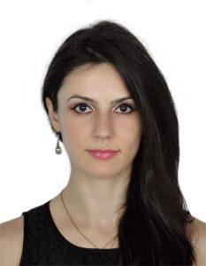 Cristina Craciun Physiotherapist Wellbeing Medical Centre Dubai